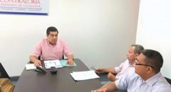 Contraloría Municipal de Valledupar recepciona queja por el cierre de la oficina de atención al usuario de la empresa Aseo del Norte