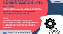 Durante el 2019 la Contraloría Municipal de Valledupar formó en participación ciudadana a contralores escolares, líderes escolares y comunidad